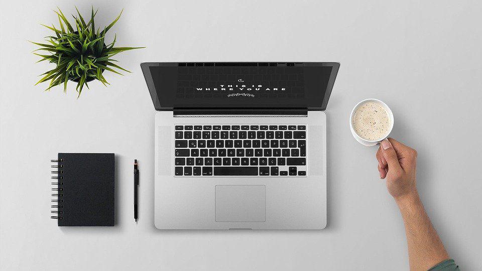wyszukiwanie informacji na laptopie o zasiłku wyrównawczym