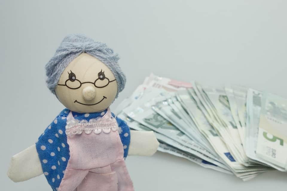 Kapitał początkowy wyliczony dla emerytki