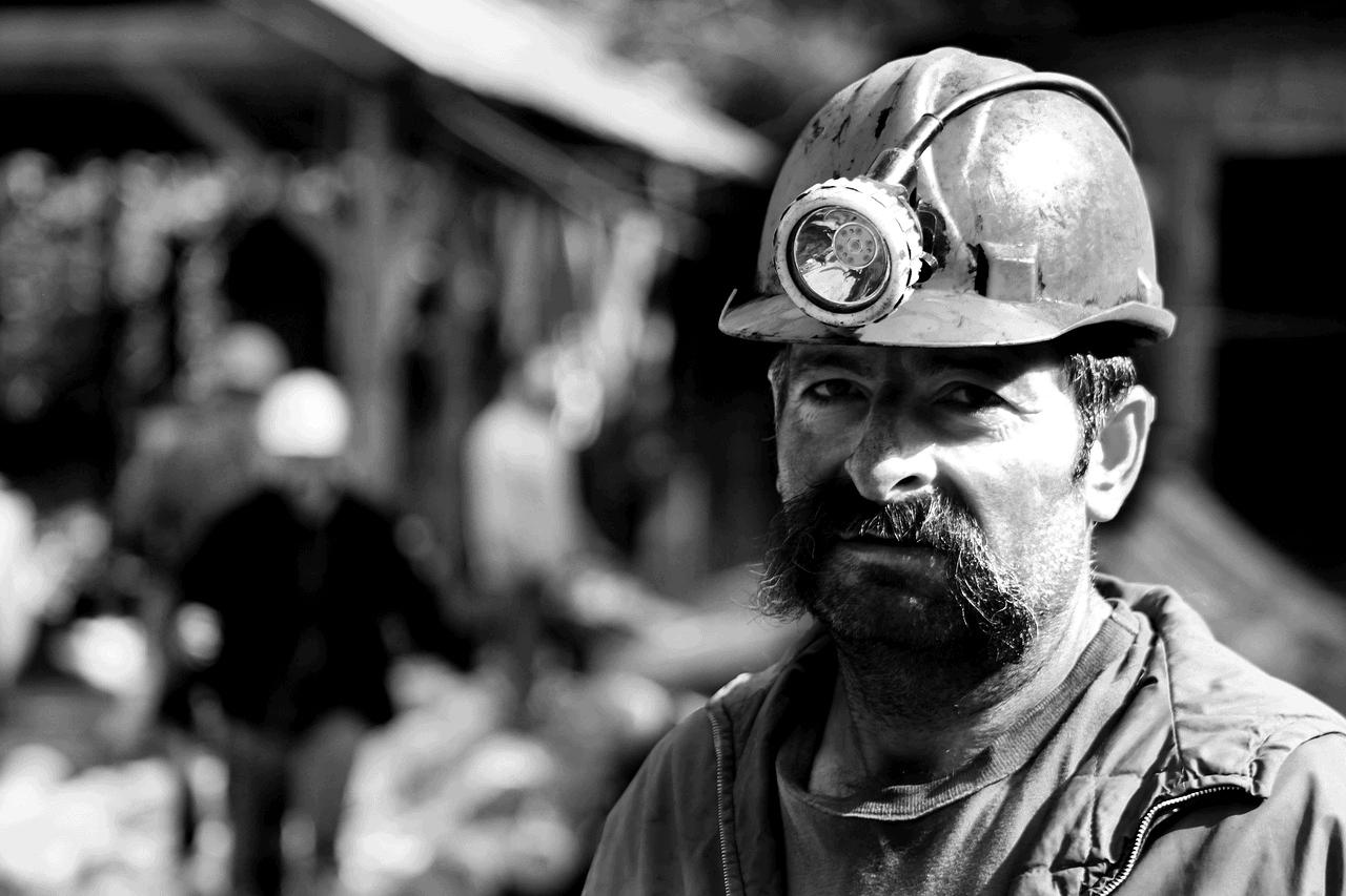 Górnik starający się o emeryturę w ZUS